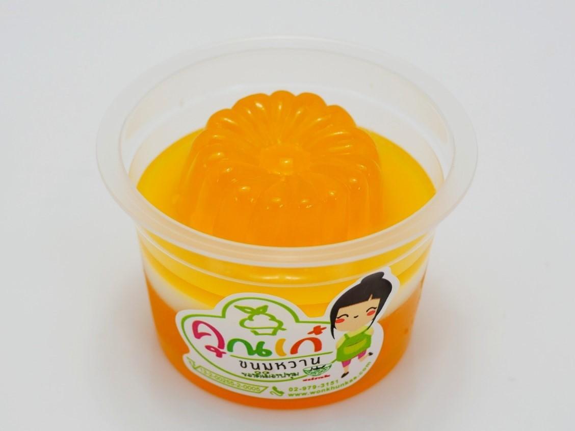 วุ้นส้ม